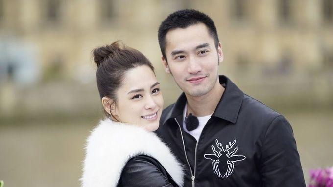 Chung Hân Đồng yêu cầu chồng 'giữ miệng'