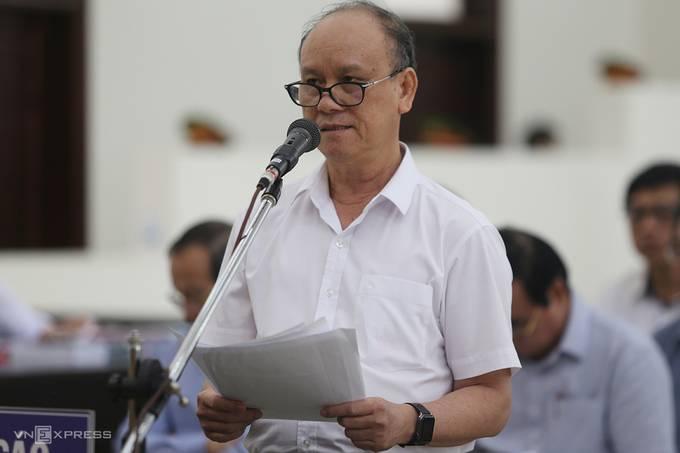 Cựu chủ tịch Đà Nẵng kêu oan trong lời nói sau cùng