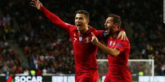 Silva: 'Ronaldo muốn thắng cả trên sân tập'