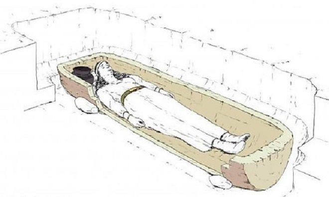 Hài cốt 2.800 năm của công chúa cổ đại