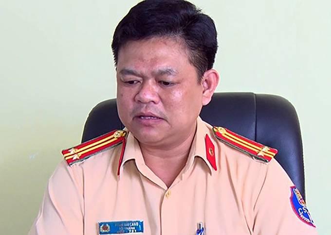 Hai trung tá CSGT Đồng Nai bị kỷ luật