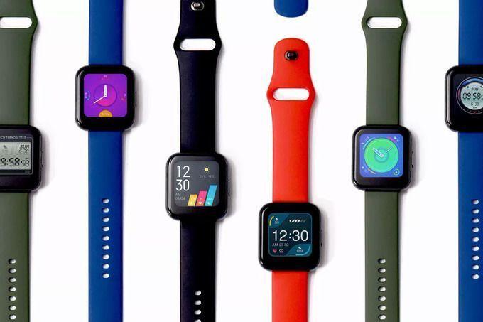 Realme ra smartwatch và TV đầu tiên