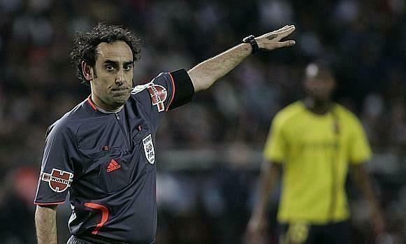 Gonzalez: '90% trọng tài La Liga hâm mộ Real'