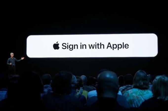 Tính năng 'đăng nhập bằng tài khoản Apple' bị qua mặt