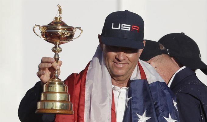 Tuyển Mỹ công bố đội phó Ryder Cup 2020