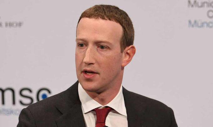 Mark Zuckerberg từng 'đấu tranh nội tâm' với bài đăng của Trump