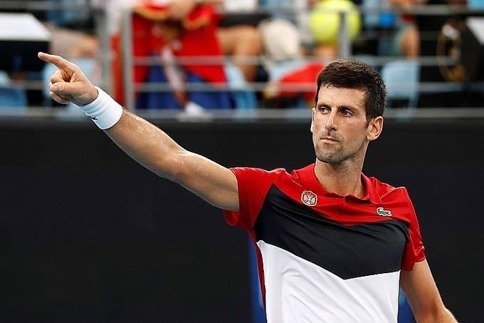 Djokovic được ví như đến từ thế giới khác