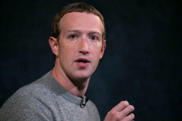 Mark Zuckerberg: 'Mạng xã hội không nên làm trọng tài'
