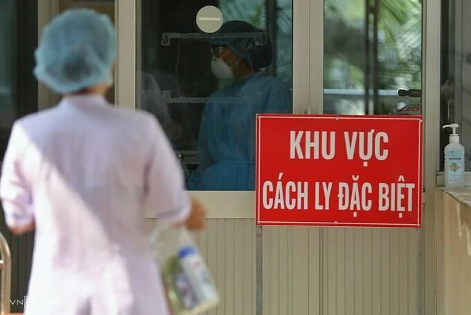 Bệnh nhân từ UAE về bị suy hô hấp