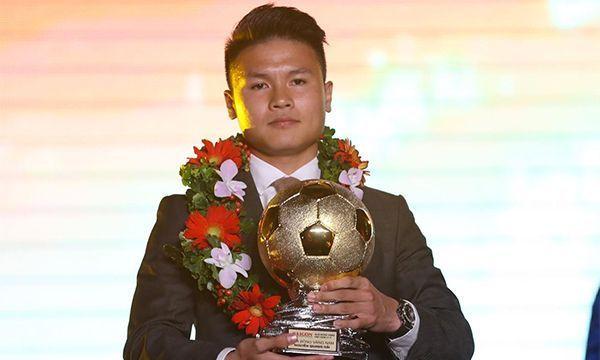 Hôm nay trao giải Quả Bóng Vàng Việt Nam