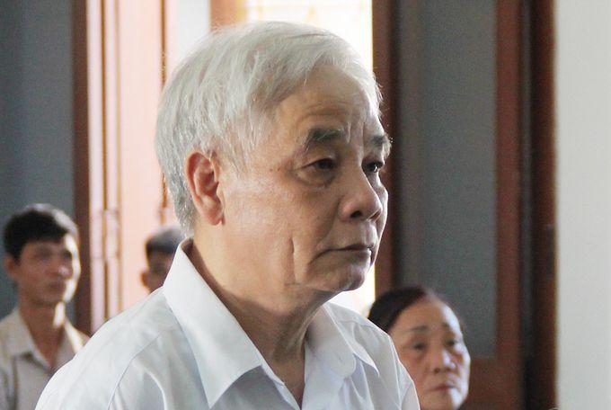 Cựu chánh án tỉnh Phú Yên được giảm án