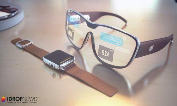 Kính AR của Apple có tên 'Apple Glass', giá 499 USD