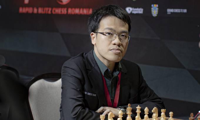 Quang Liêm dự siêu giải Steinitz Memorial