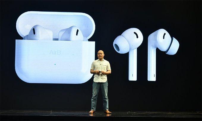 Bkav sản xuất tai nghe True Wireless