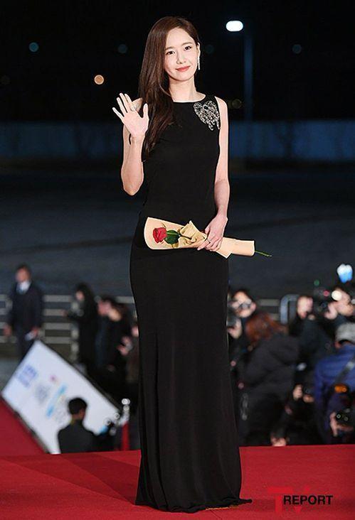 Váy áo thảm đỏ của Yoona