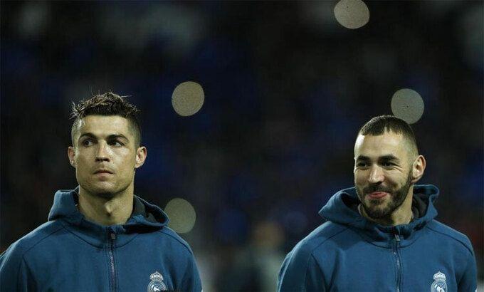 Ronaldo dẫn đầu về cống hiến Champions League