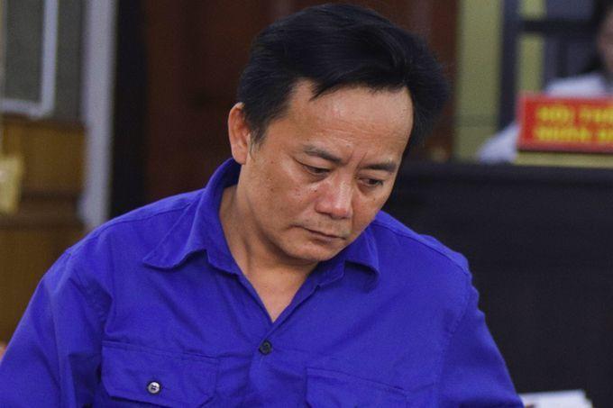 Chủ toạ: Đủ cơ sở kết tội ba người kêu oan trong vụ án nâng điểm