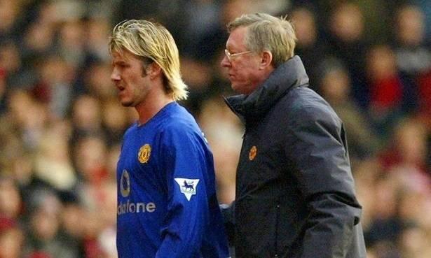 Giggs tiết lộ lý do Beckham phải rời Man Utd